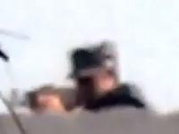 Египетский фотограф, застреленный военным, снял момент своей смерти. Видео
