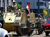 Египетский кризис вызвал рост стоимости нефти и золота