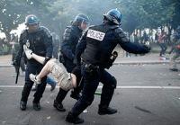 Беспорядки под Парижем