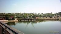 Дудинский сдвиг. Промышленная безопасность: строительство второго моста в Затоне на пересечении 4-х геологических блоков