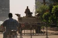Израиль встает на защиту армии Египта