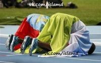 На чемпионате мира в Москве братья мусульмане победили в беге