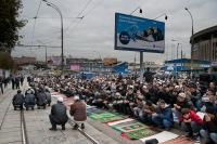 Молельные площадки для мусульман могут появиться в парках Москвы