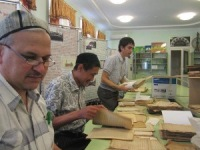 Возвращение старых книг и рукописей для мусульман
