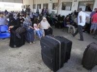 Власти Газы призвали Египет прекратить блокаду