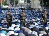 150 тысяч мусульман отпраздновали Ураза-байрам в Москве