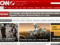 Сенатор Маккейн назвал действия военных в Египте - переворотом