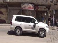 Комиссия ООН прибыла в Восточную Гуту