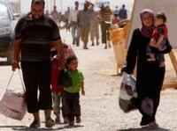 Власти Иордании с трудом справляются с потоком беженцев из Сирии