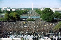 К чему приурочен марш миллиона мусульман?