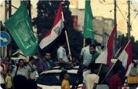 В Газе не прекращаются митинги против действий египетской хунты