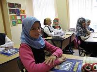 Хиджаб в школе - законное право. Устами бабушки...