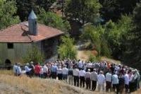 После реставрации открыли мечеть, которой более 600 лет