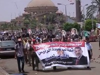 """Пятница гнева"" в Египте: сторонники М.Мурси продолжат молитву протестом"