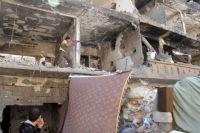 ВВС Сирии разбомбили школу. 14 убитых