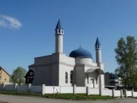 Мечеть в Горно-Алтайске открыли при огромном стечении народа