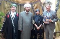 Сирийский муфтий осчастливил Силантьева Кораном в переводе Кулиева