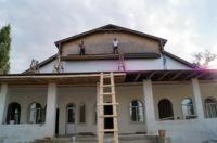 В Озинках продолжается строительство исламского комплекса