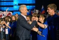 На выборах мэра Москвы победил Путин