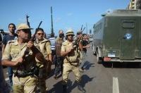 Снайперы убили трех полицейских в эль-Арише