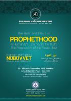 О 10-ом международном симпозиуме по книгам Саида Нурси «Роль и место Пророков в поиске Истины»