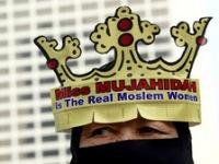 """""""Мисс Мира, убирайся в ад"""": мусульмане готовят свой конкурс красоты"""