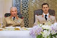 От Асада сбежал бывший министр обороны