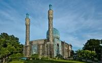 Мечеть Петербурга — одна из крупнейших в Европе