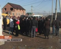 В Дагестане жители Ленинкента пожаловались в прокуратуру на сотрудников полиции