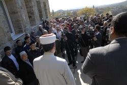 Жителям Судака вернули их молитву и историю