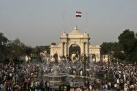 Тысячи сторонников Мурси вышли на демонстрацию