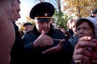 Полиция полностью контролирует Бирюлево. 380 задержанных. Фотовидеорепортаж