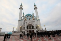 Курбан-байрам: в сердце Казани собрались более двух тысяч верующих