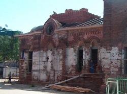 К 110-летию Красной мечети планируется закончить реставрацию