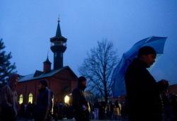В Волгограде снова пытались поджечь мечеть