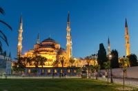 Прогулки по Стамбулу. Городские мечети