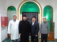 Открытие очередной мечети ДУМ Азиатской части России в Омской области