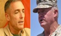 """Двух американских генералов отправили в отставку за прошлогоднюю атаку талибов на базу """"Кэмп Бэстион"""""""