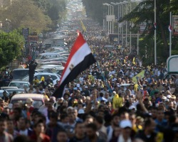 Путчисты Египта боятся митингов