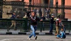 Полиция Египта открыла огонь по протестующим