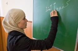 Влетело за хиджабы