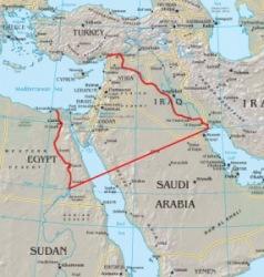Хаос в мусульманском мире: все идет по плану...