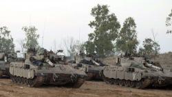 Израиль обстрелял сектор Газа и Сирию
