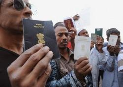 В саудовской Аравии проходит массовая депортация нелегальных мигрантов
