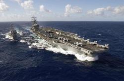 США сокращают свое военно-морское присутствие у берегов Сирии