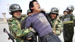 Уйгурских мусульман расстреляли в ходе акции протеста