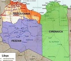 Ливия: линии раскола