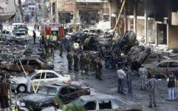 """Ливан: Взрыв у штаб-квартиры """"Хезболлы"""", есть погибшие"""