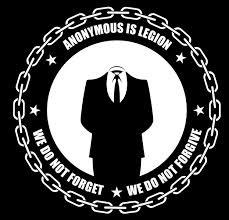 Активность движения Anonymous смещается в сторону исламского мира