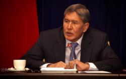 """""""Я не читаю намаз пять раз в день"""", - президент Киргизии"""